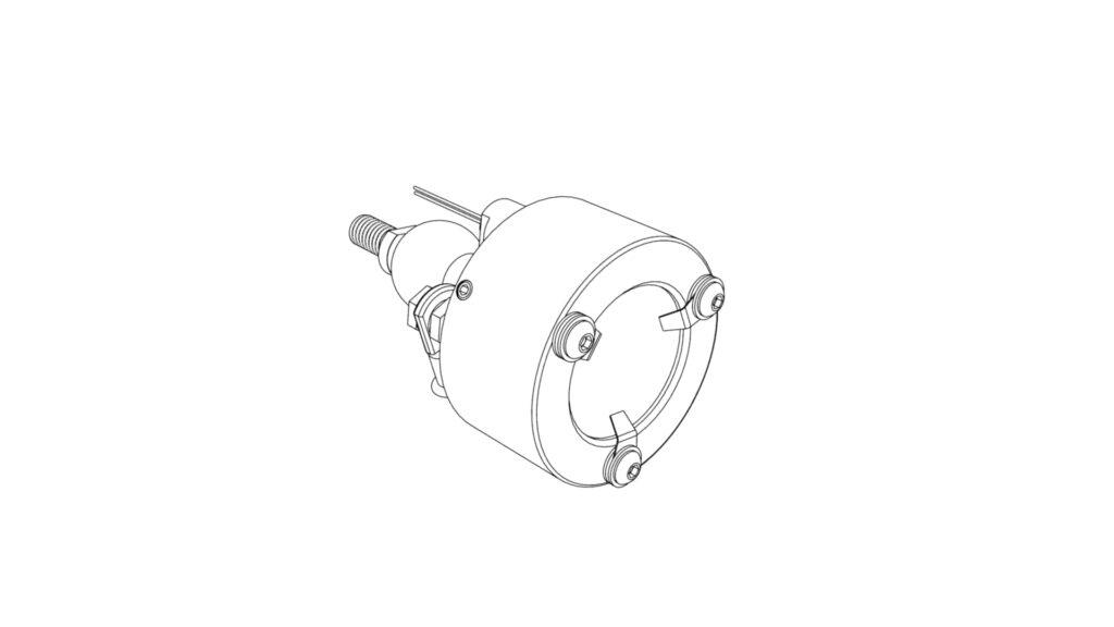 Vakuum-Heizung Drahtgitter